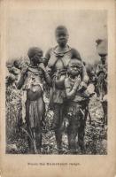 From the Ruwenzori range