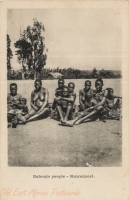 Bakonjo People - Rwenzori
