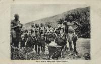 Bakonjo s Market - Ruvenzori