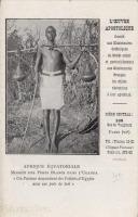 Un Pasteur descendant des Fellahs d'Egypte
