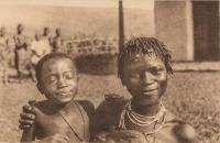 Femme d'un chef de village (Kabale - Uganda)