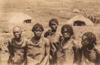 Coiffure des femmes Banyambo (Kabale - Uganda)