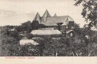 Namirembe Cathedral. Uganda