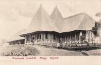 Namirembe Cathedral. Mengo. Uganda