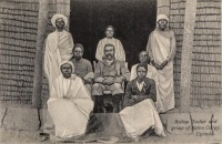 Bishop Tucker and Group of native Clergy