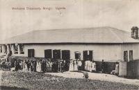 Wellcome Dispensary, Mengo. Uganda