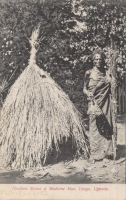 Heathen Shrine & Medicine Man, Usoga, Uganda