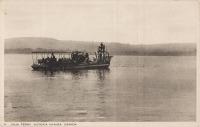 Jinja Ferry, Victoria Nyanza