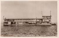 "S.W.S. ""Lugard"" on the River Nile, Uganda"
