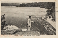 Ripon Falls. Egypt Riches. Jinja. Uganda