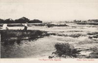 The Ripon Falls, Uganda