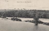 Ripon Falls at Jinja (Uganda)
