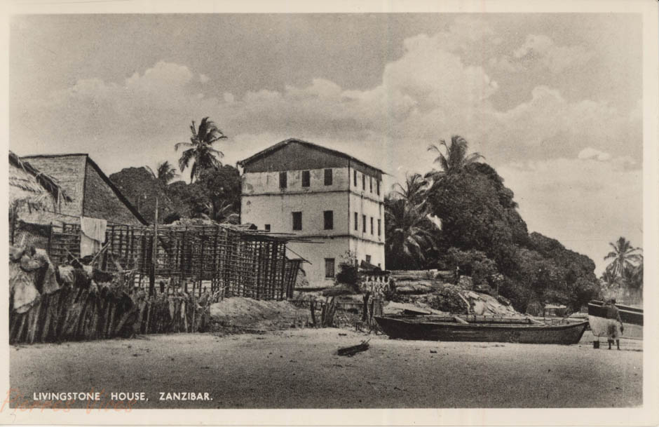 Zanzibar the town old east africa postcards for Zanzibar house music