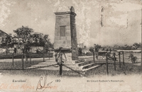 Sir Lloyd Mathew s Monument