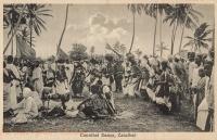 Cannibal Dance, Zanzibar