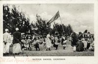 Native Dance, Zanzibar