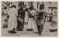 Arabic song & dance, Zanzibar