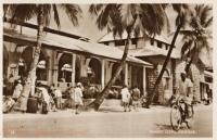 Market scene, Zanzibar