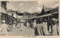 Fruit Market, Zanzibar