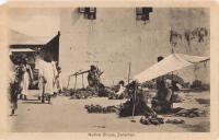 Native shops, Zanzibar