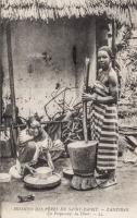 Zanzibar - Les préparatifs du Dîner