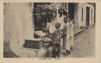 An Indian Shop. Zanzibar