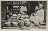 Native shop, Zanzibar