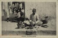 Zanzibar, the Shoe mender