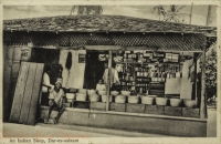 An Indian Shop, Dar-es-salaam