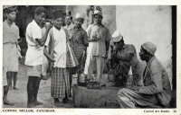 Coffee Seller, Zanzibar