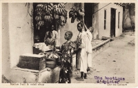 Native fruit & retail shop - Dar-es-Salaam
