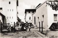 Natives at the pipe