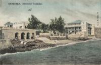 ZANZIBAR. Deutsches Consulat
