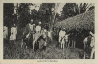 Arabs Life in Zanzibar