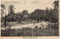 Bububu Bridge, Zanzibar