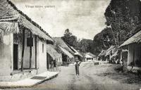 Village native quarters