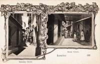 Banainy Street + Bazar Street