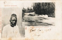 Native of Zanzibar + Ishan River - Uganda R. Mombasa