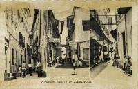 Narrow Streets of Zanzibar