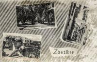 Mnazi Mmoja Avenue + Narrow Main Road + Old Portuguese Fort