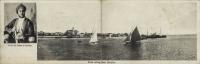 H.H. The Sultan of Zanzibar + Boats Sailing race