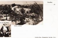H.H. The Sultan + Victoria Gardens