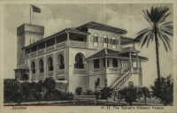 H.H.The Sultan s Kibweni Palace