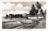 View of Kokotoni, Zanzibar