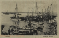 Dhows in Harbour