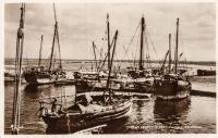 Dhows from the Persian Gulf, Zanzibar