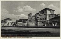 Malindi Street and Electric Power Station