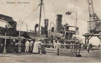 Zanzibar, New Docks