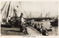Dhow Harbour, Zanzibar