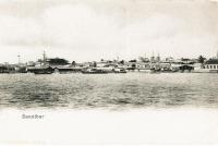 nil (Zanzibar from the sea)